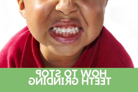 Comment arrêter de grincer des dents