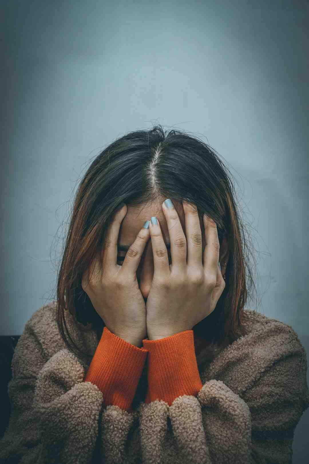 Comment arrêter d'être triste