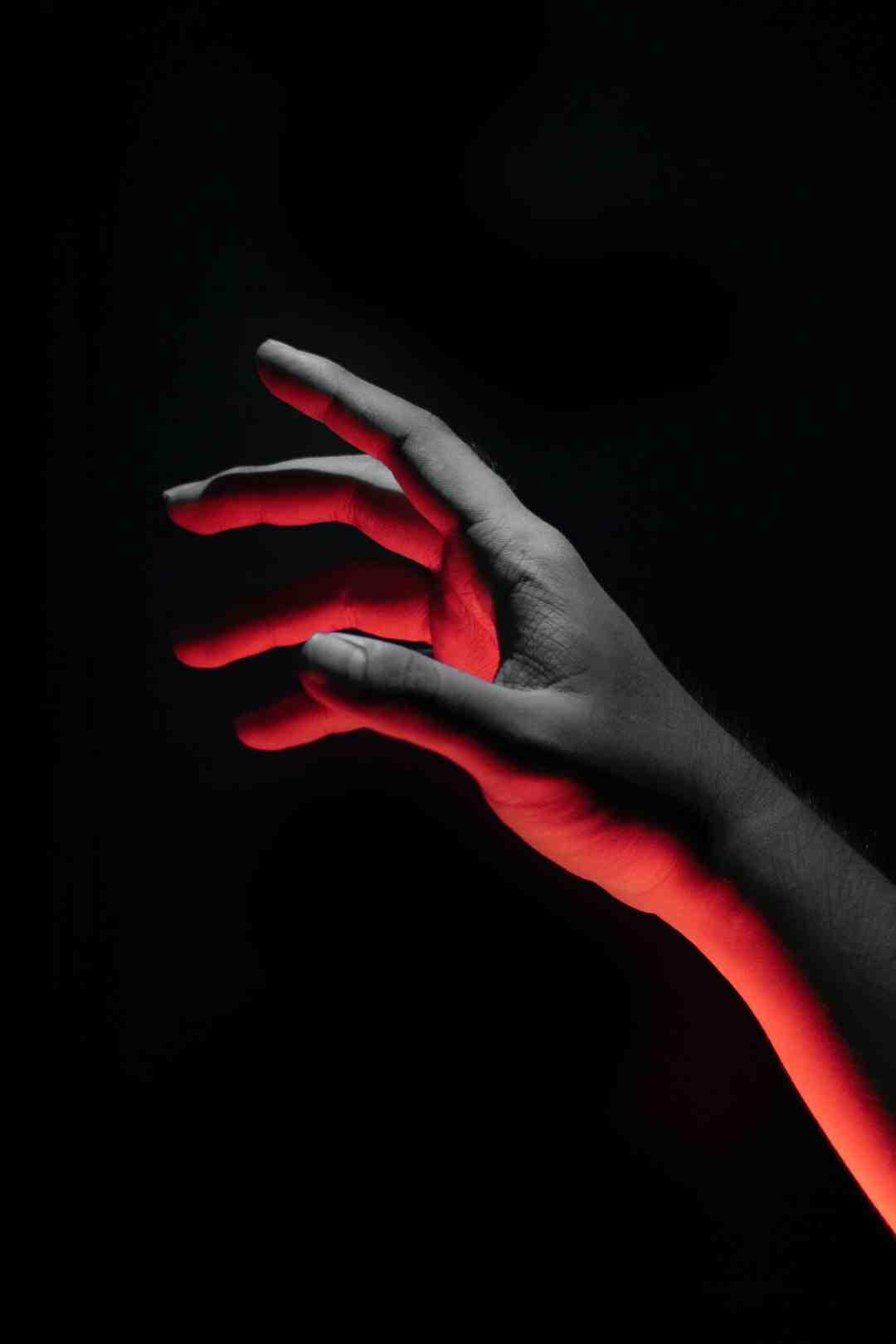 Comment se réchauffer les mains