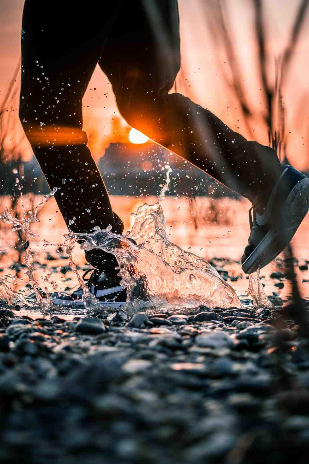 Comment traiter une brûlure à l'eau chaude